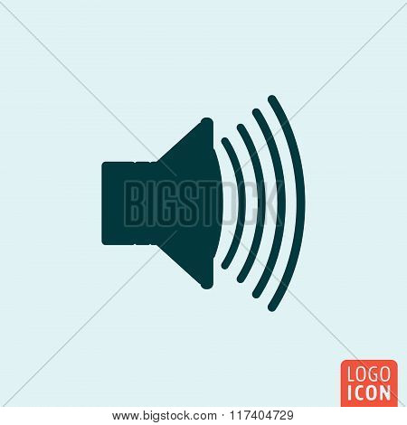 Sound icon design