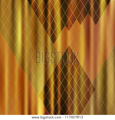 Abstract Drapery