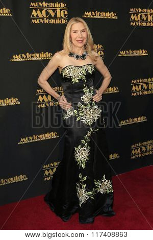 LOS ANGELES - FEB 5: Jacqueline Murphy at the 24th Annual MovieGuide Awards at Universal Hilton Hotel on February 5, 2016 in Universal City, Los Angeles, California