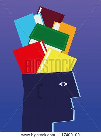 A Head For Books