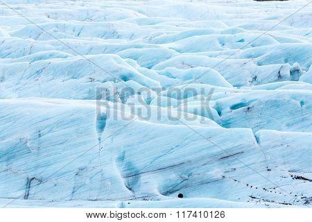 Svinafell Glacier national park, Iceland