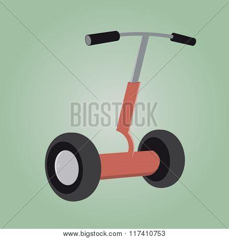 cartoon roller