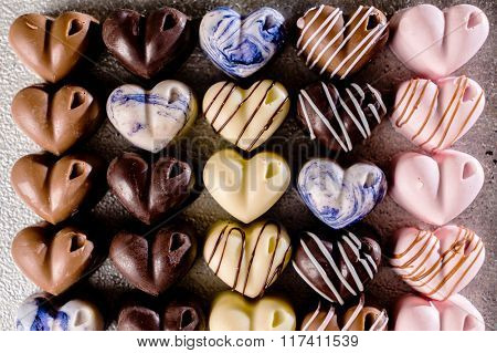 sweets for Valentine day
