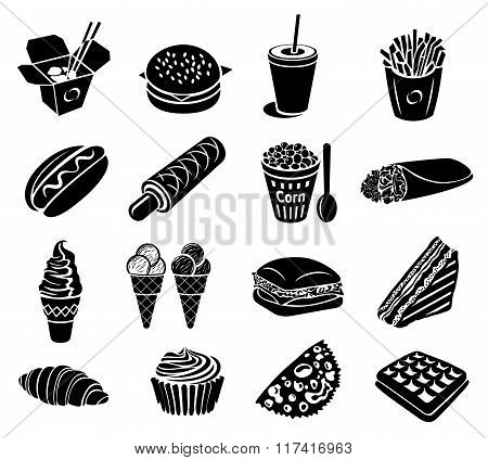 Fast food icons. Fast food icons art. Fast food icons web. Fast food icons new. Fast food icons www. Fast food icons app. Fast food set. Fast food set art. Fast food set web. Fast food set new
