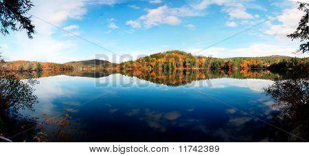 Vermont Reflection Lake