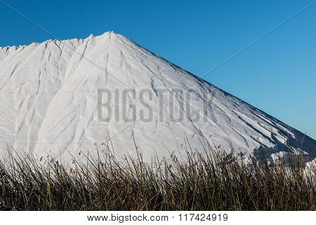 Mountain of salt, Chula Vista, California.
