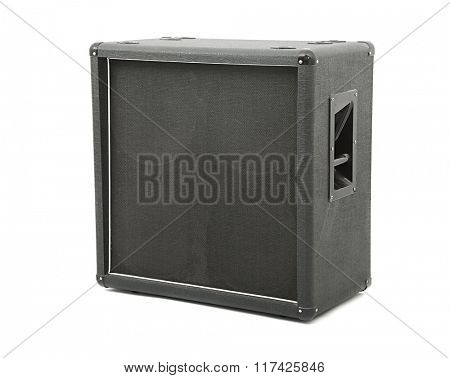 Guitar amplifier cabinet