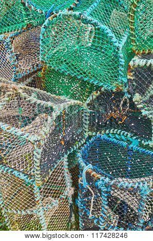 Fishing Creels