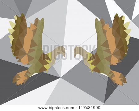 Colorful Polygonal Pigeon
