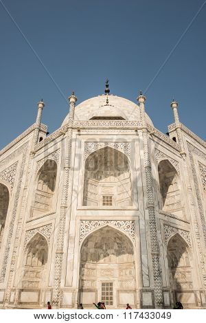 Mughal Masterpiece in Agra