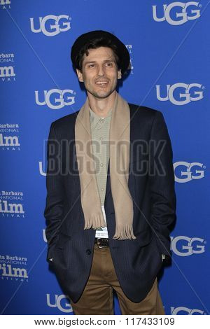 SANTA BARBARA - FEB 4:  Steven Fischer at the 31st Santa Barbara International Film Festival - Maitlin Modern Master Award at the Arlington Theatre on February 4, 2016 in Santa Barbara, CA