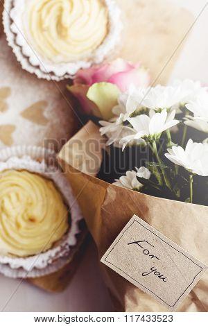 Sweet And Romantic Present