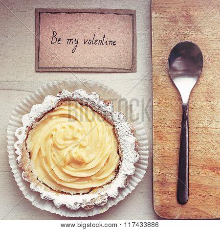 Valentine's Day Sweet Dessert