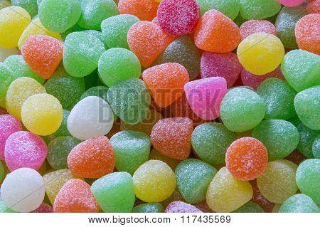 Pile Of Gum Drops