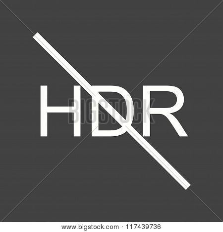 HDR Off