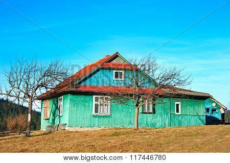 Carpathians Building