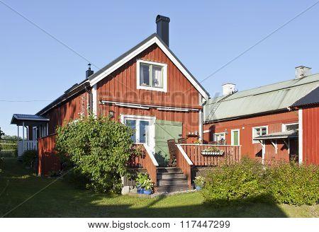 JUNGFRUKUSTEN, SWEDEN ON JULY 17