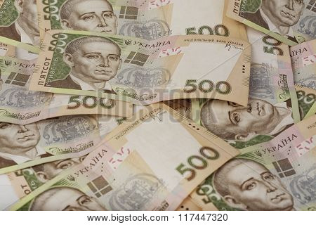 Five Hundred Hryvnia