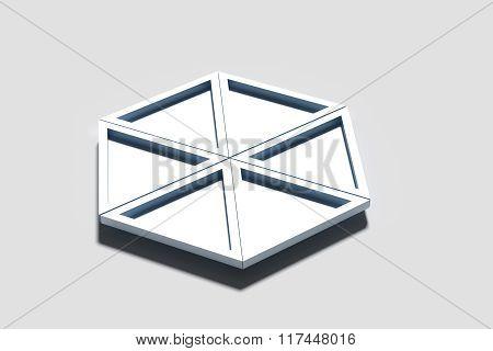 Three-dimensional Geometrical Triangles