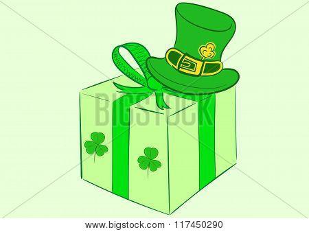 Saint Patrick's gift