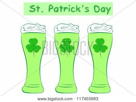 Beer St. Patrick's Day