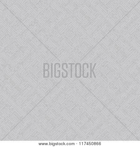 Seamless pattern - maze