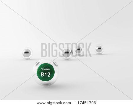 Vitamin sphere