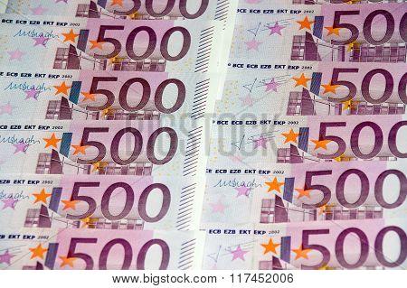 Euro Banknotes