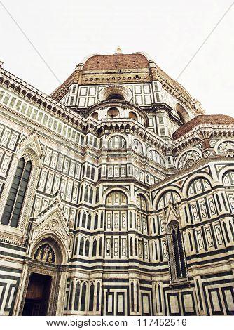 Florence Cathedral Santa Maria Del Fiore (duomo), Italy, Cultural Heritage