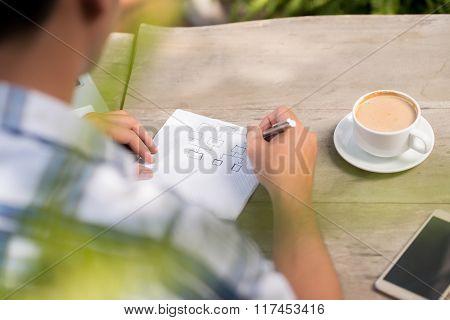 Drawing scheme