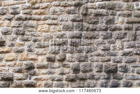 Stone Fortress Wall.