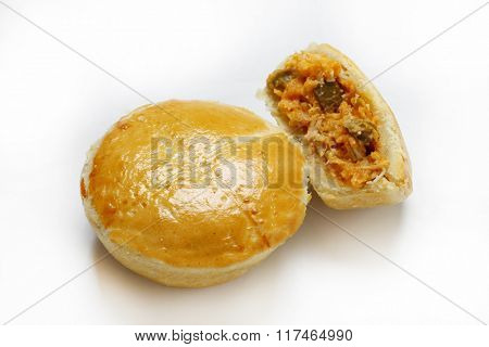 chicken patty - A brazilian snack