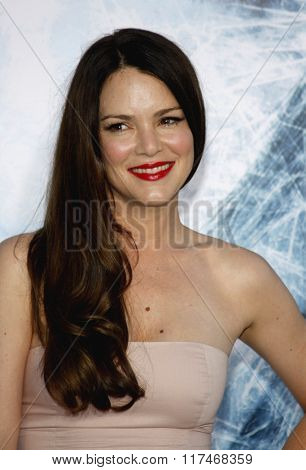 Jacinda Barrett at the Los Angeles Premiere of