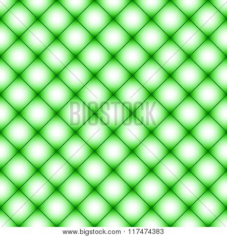 Mesh Mosaic Of Squares Seamless Geometric Pattern