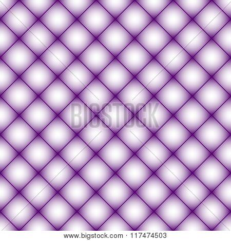 Mesh, Mosaic Of Squares Seamless Geometric Pattern