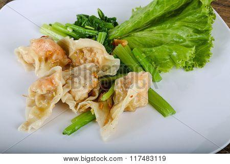 Wonton Chinese Damplings