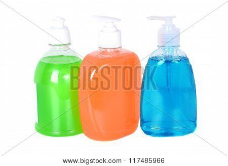 Three Tube Bottle
