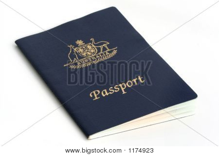 Pasaporte australiano