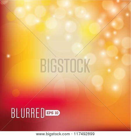 Blurred background graphic