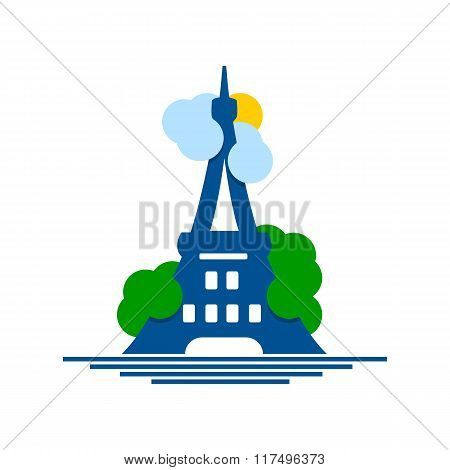Eiffel Tower logo