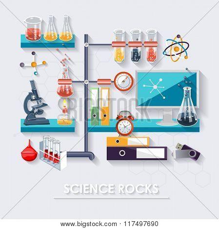 Chemistry laboratory card