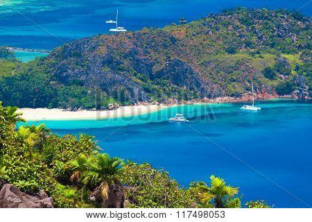 Heaven Seascape Azure Bay