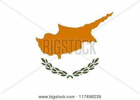 Standard Proportions For Cyprus  Flag
