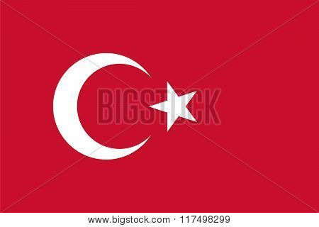 Standard Proportions For Turkey Flag
