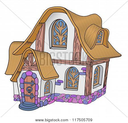 Little fairytale house