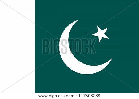 Standard Proportions For Pakistan Flag