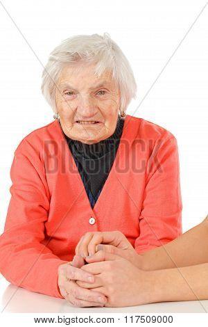 Healty Senior Lady