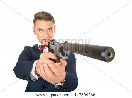 Confident Spy Agent