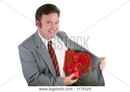 Valentine revelado