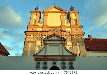 Catholic Church in Grodno